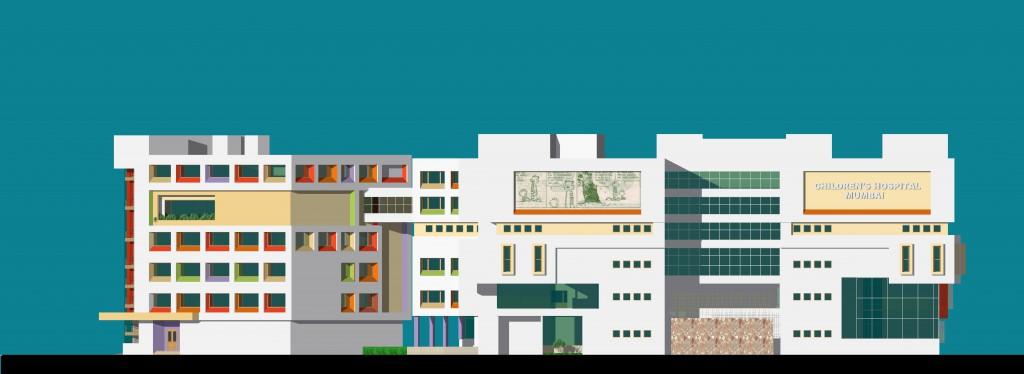 Floor Plan Elevation Perspective : Gallery healthcare architecture